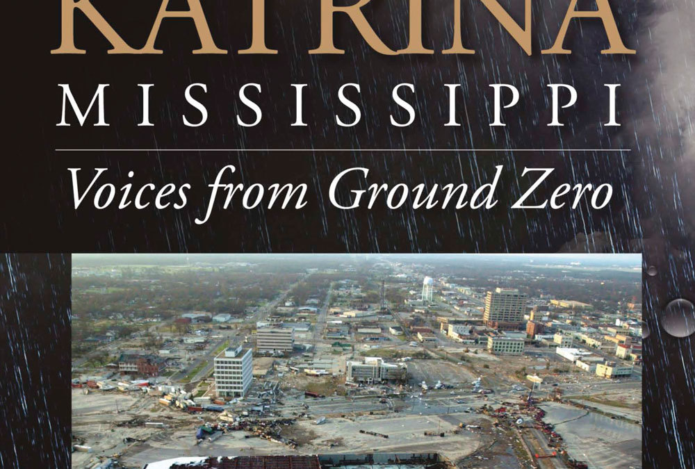 Book Launch for Katrina, Mississippi July 24th Galleria of Fine Art Gulfport, MS